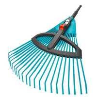 Грабли пластиковые веерные регулируемые (насадка для комбисистемы) 03099-20 gardena-sale.ru