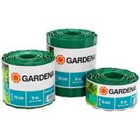 Бордюр зеленый 9 см 00536-20 garden-sale.ru