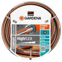 Шланг HighFLEX 10x10 3/4 х 25 м, 18083-20, www.garden-sale.ru