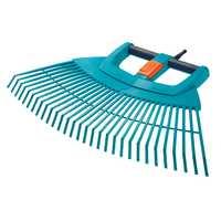 Грабли пластиковые веерные XXL складные (77 см) 03107-20 gardena-sale.ru